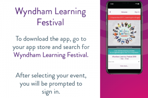 Wyndham Learning Festival App