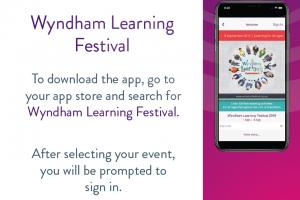 Wyndham Learning Festival App